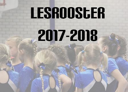 2017 lesrooster