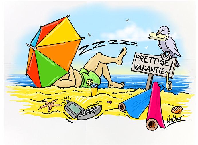 vakantiefoto