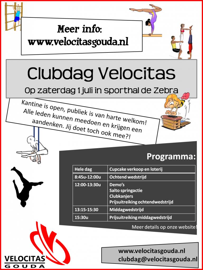 clubdag programma