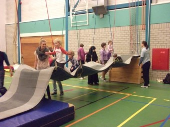 Uitgelezene Ouder & Kind Gym : Velocitas Gouda SY-78